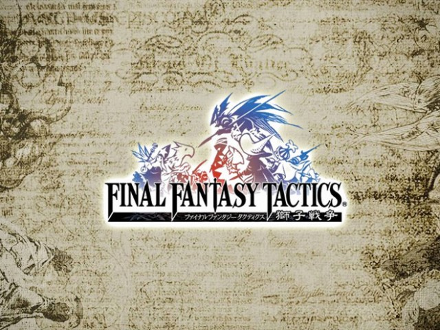 Final Fantasy Tactics bientôt disponibles sur iPhone !