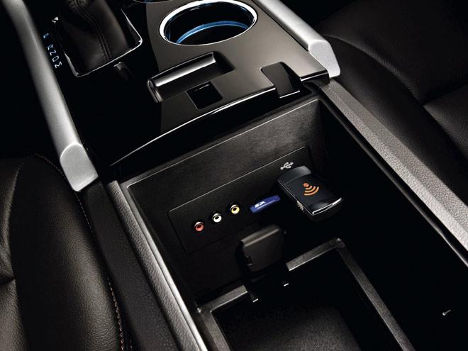 Ford : en route vers l'autoradio numérique !