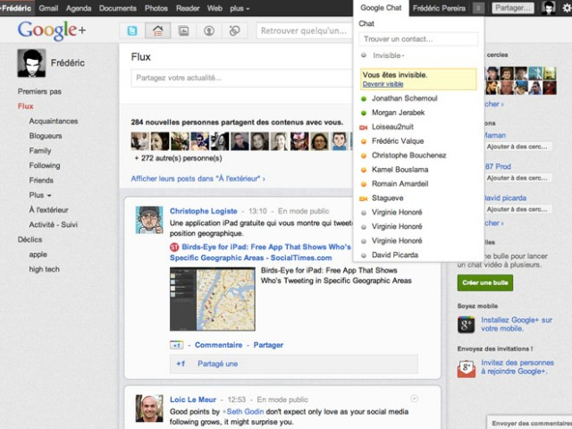 Google+ Ultimate, l'extension ultime pour Google+