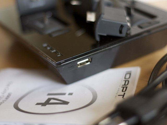 Gagne une station de recharge IDAPT i4