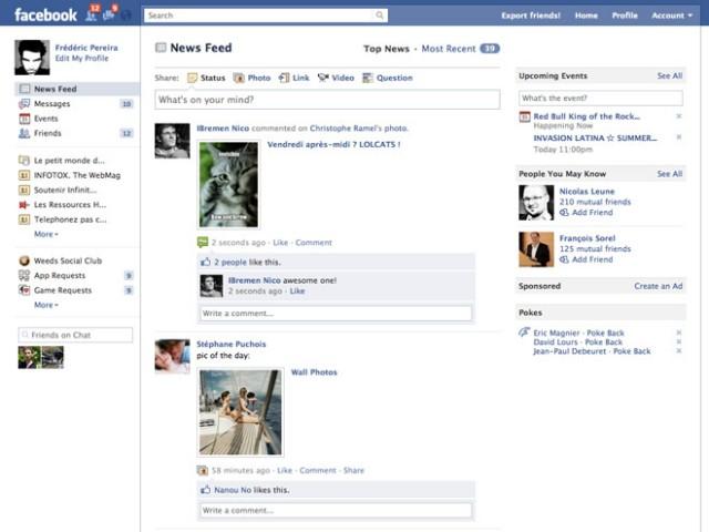 Importer (encore) ses contacts Facebook dans Google+