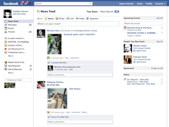 Importer (encore) ses contacts Facebook dans Google+