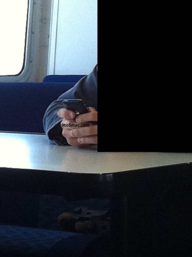 Une photo de l'iPhone 5 ?