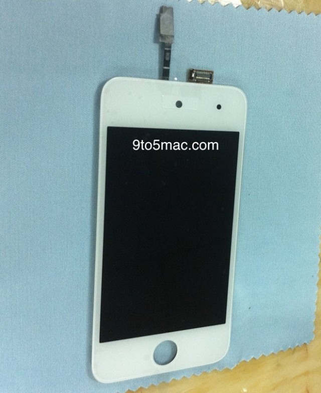 L'iPod Touch bientôt en blanc ?