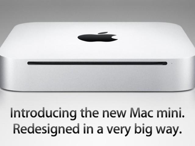 Nouveaux Mac Mini : les spécifications révélées ?