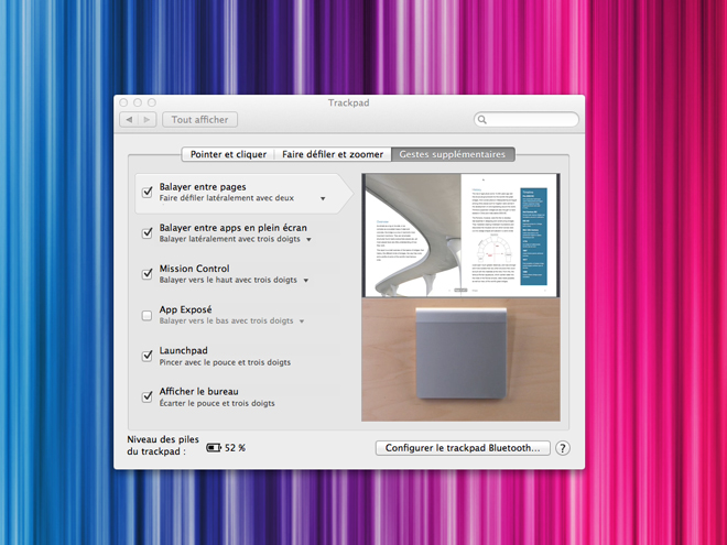 Screencast : Mac OS X Lion