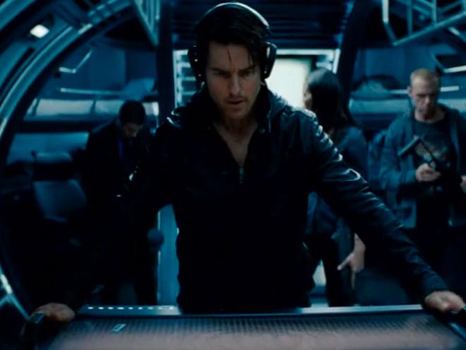 Mission Impossible Protocole Fantôme, la bande annonce
