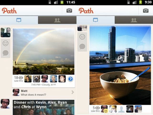 Path maintenant disponible sur Android !