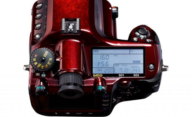 Pentax 645D Japan, un kit spécial pour le 645D