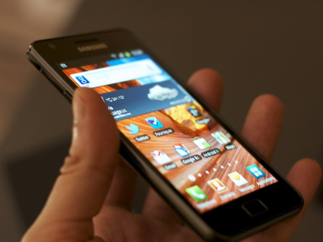 Test : Samsung Galaxy S 2