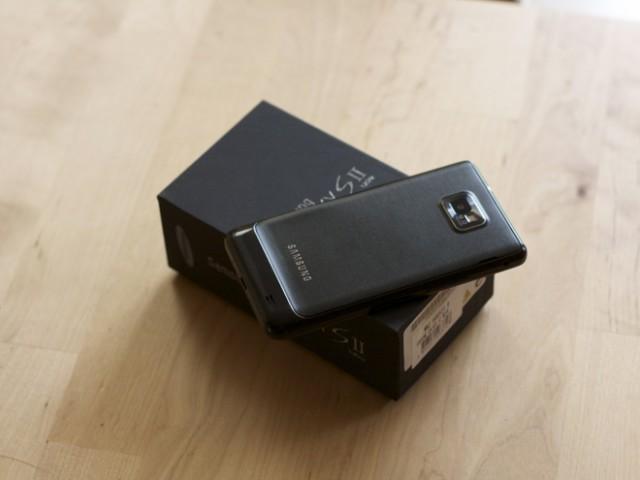 Test Galaxy S 2