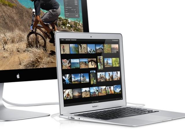 Un seul écran externe sur le MacBook Air 2011 !