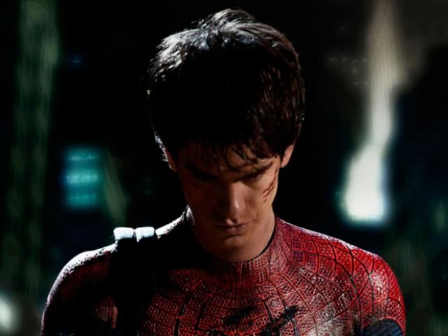 La première bande annonce pour The Amazing Spiderman