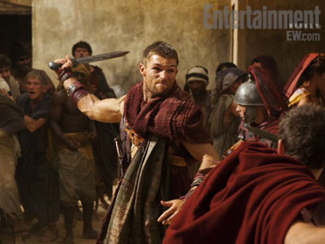 Bande annonce de Spartacus Blood and Sand saison 2