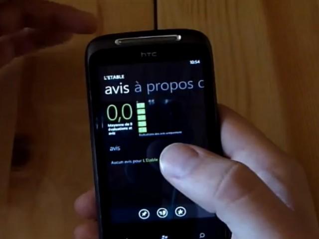 Windows Phone 7 Mango : la beta est disponible !