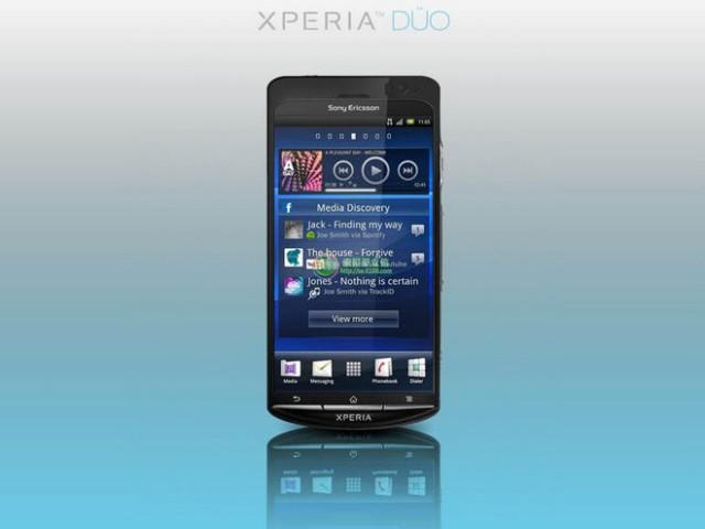 Sony Ericsson Xperia Duo, un concurrent au Galaxy S 2 ?
