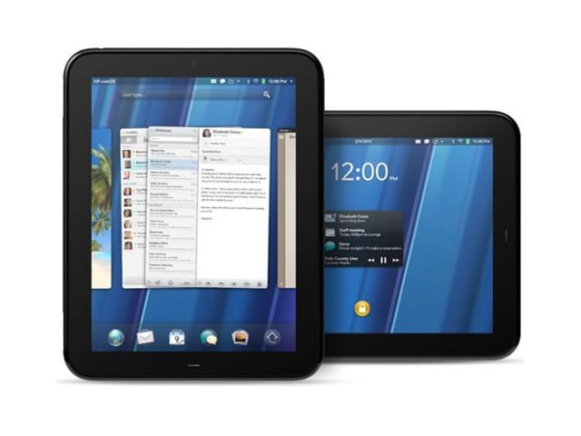 HP abandonne WebOS et... casse les prix de la TouchPad et du Pre 3 !