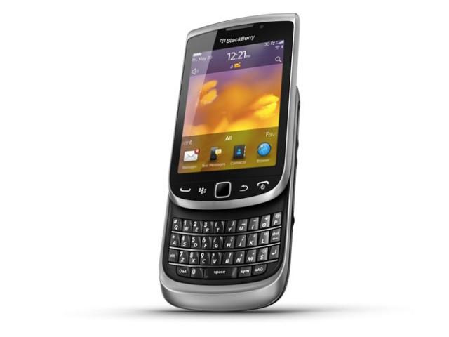 RIM dévoile le BlackBerry Torch 9810, le BlackBerry Torch ...