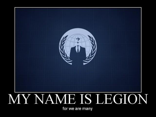 Les Anonymous menacent Facebook !