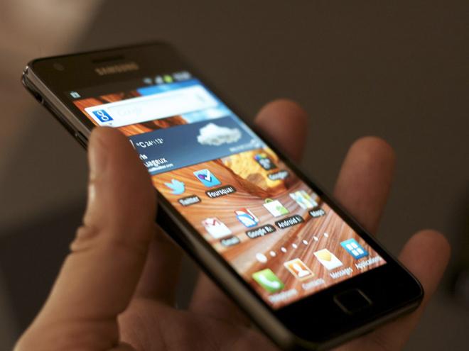 Bientôt une meilleure batterie pour le Samsung Galaxy S 2