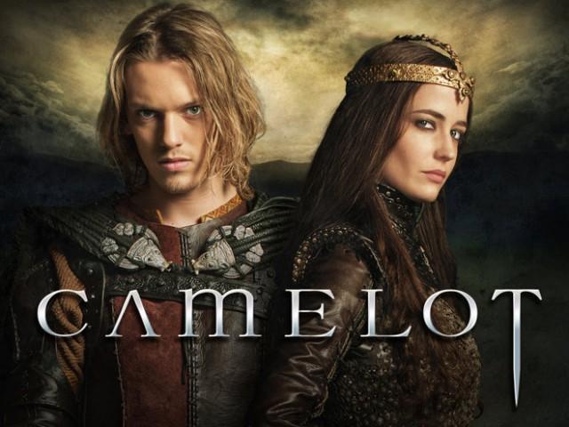 Camelot, une série dans la même veine que Rome