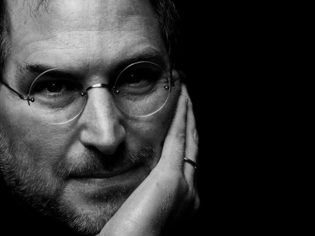 Steve Jobs démissionne