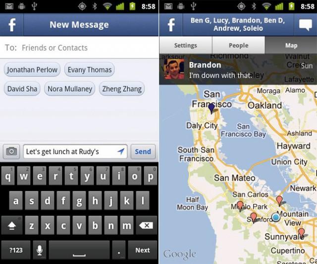 Facebook Messenger : la messagerie instantanée disponible sur iPhone et Android !