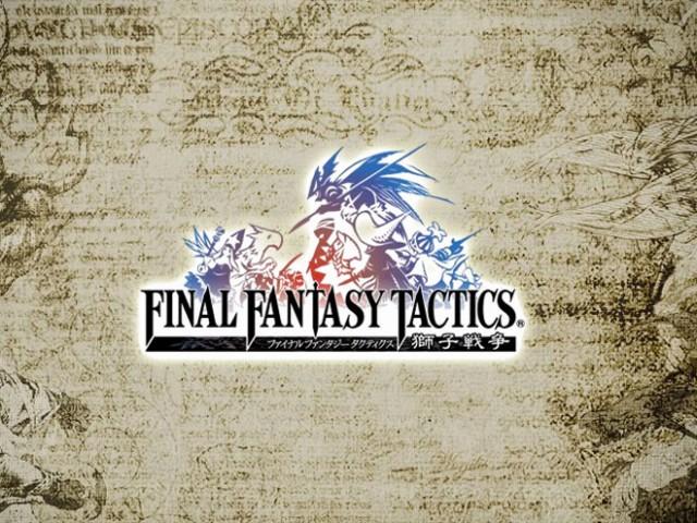 Final Fantasy Tactics sur iPhone : sortie jeudi !