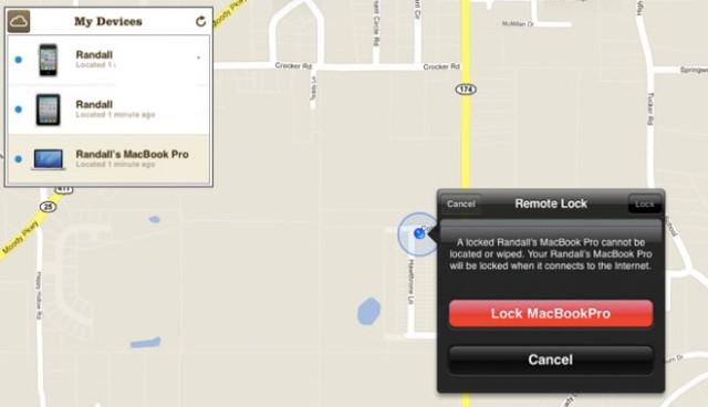 Find My Mac est accessible sur iCloud.com !