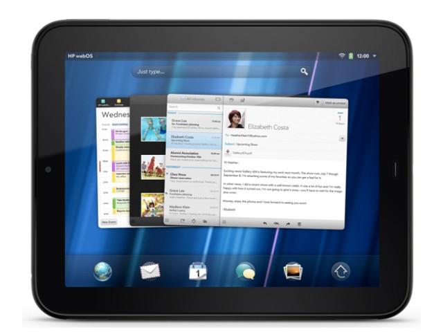 La production de la TouchPad va reprendre... temporairement