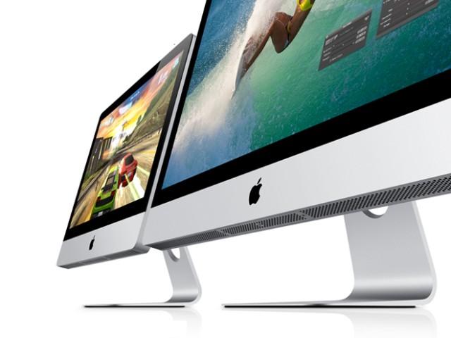 Un iMac à 999 $... pour les institutions !