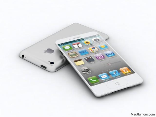 Voilà à quoi pourrait ressembler l'iPhone 5 !