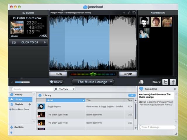 JamCloud, joue au DJ sur le web !