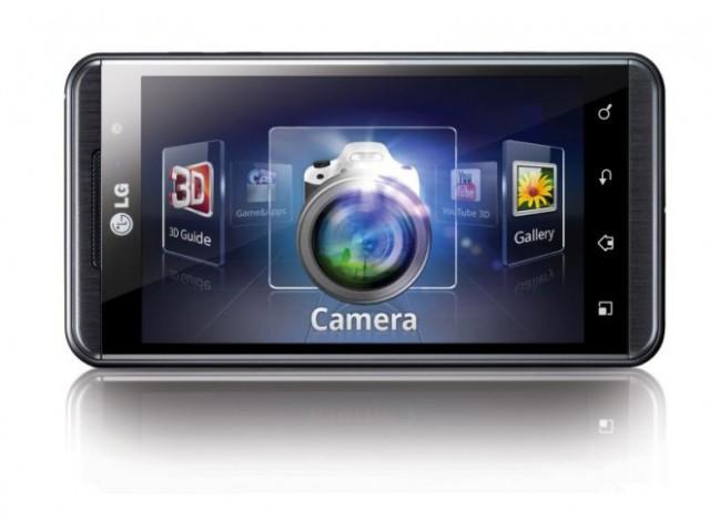 LG Optimus 3D : bientôt tous les jeux du Market en 3D ?
