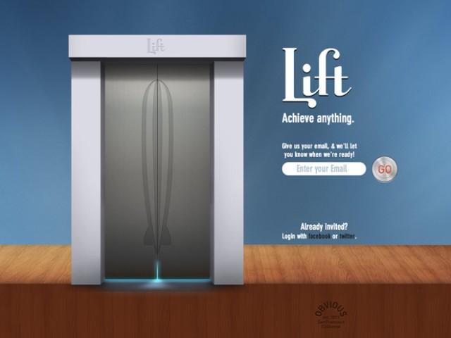 Lift, le nouveau projet des fondateurs de Twitter