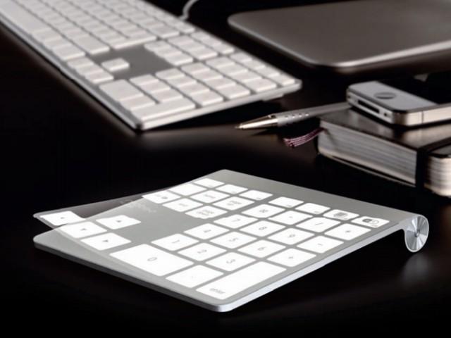 Magic Numpad, transforme ton Magic Trackpad en pavé numérique !