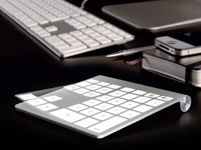 Magic Numpad, transforme ton Magic Trackpad en pavé numérique !