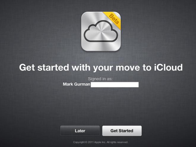 Migrer de MobileMe à iCloud, c'est possible !