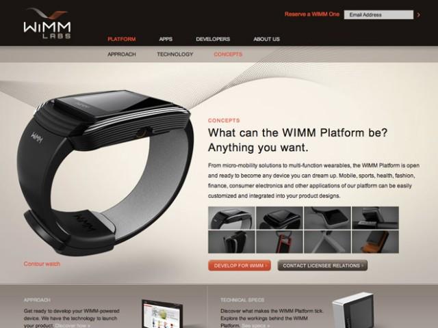 Bientôt un module Android chez Wimm Labs