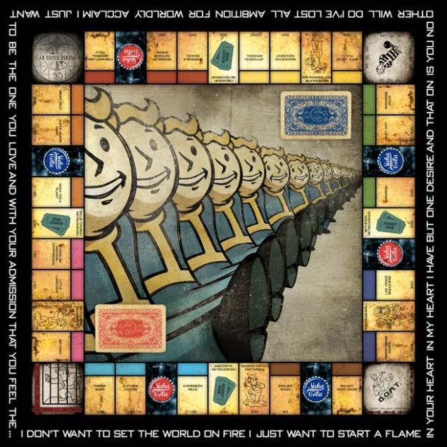 Un Monopoly inspiré par Fallout