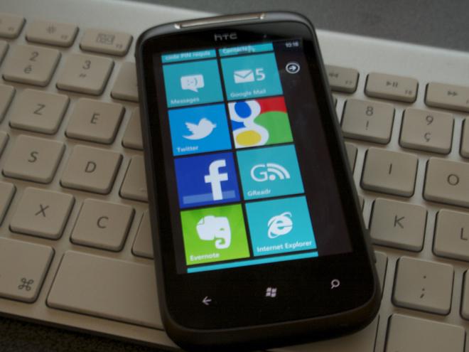 Windows Phone 7 Mango : du streaming musical via SkyDrive