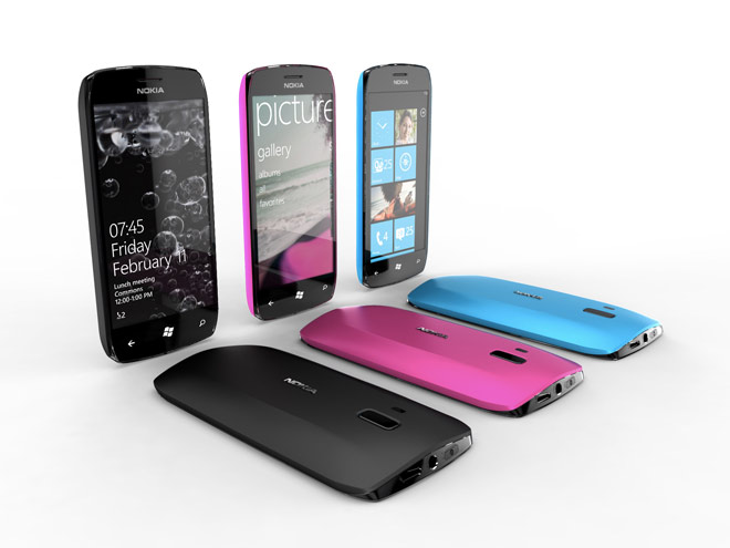 Une vidéo des prochains Nokia sous Windows Phone 7 ?!
