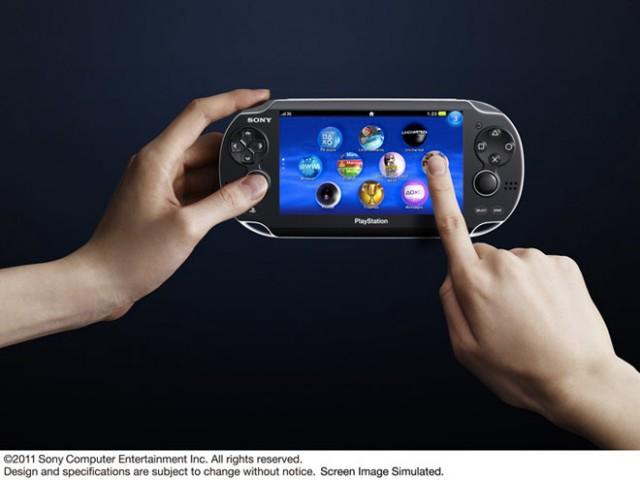 PSP Vita : pas avant 2012