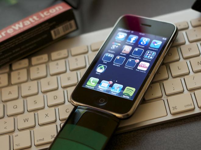 Gagne une Novodio PureWatt Icon pour iPhone / iPod !