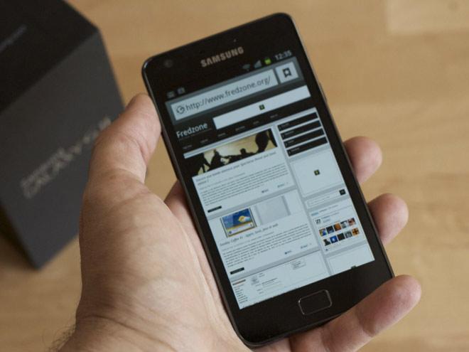 Un écran de 5.3 pouces pour le Samsung Galaxy S 2 Plus ?