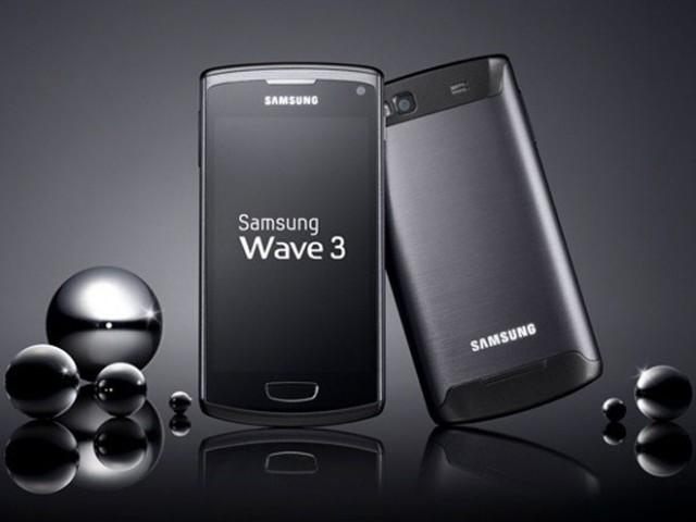 Samsung : trois nouveaux mobiles sous Bada 2.0