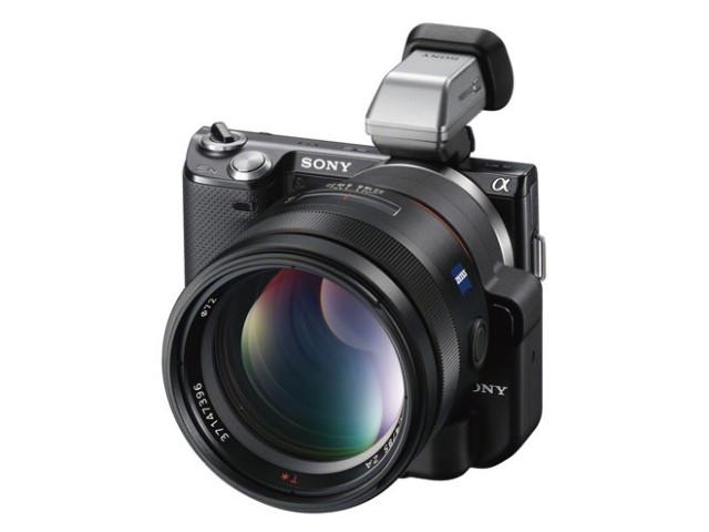 Sony Nex-5N : 16MP, 600 € nu