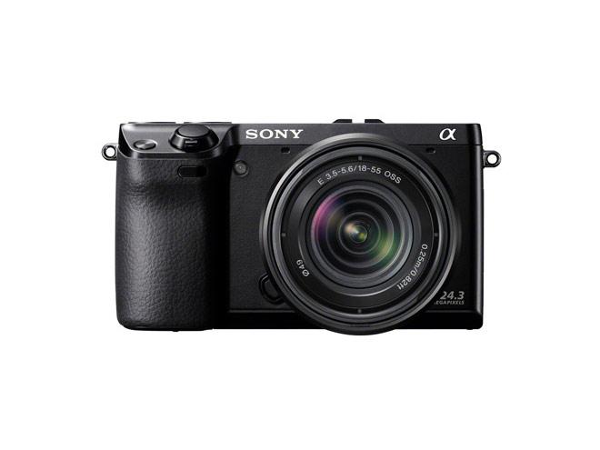 Sony Nex-7 : 24.3 MP, 1.200 €