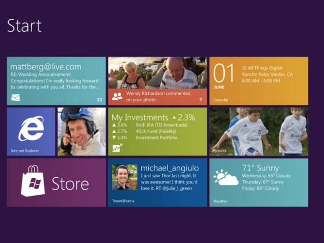 Une tablette quatre coeurs sous Windows 8 pour la fin de l'année ?