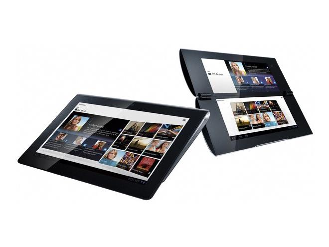 Sony Tablet P et Tablet S : leur prix et leur disponibilité